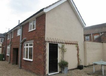 Thumbnail 1 bedroom semi-detached house to rent in Grimsby Road, Cleethorpes