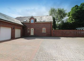 Thumbnail 4 bed detached house for sale in Rockfield Mews, Warrington