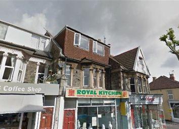 Thumbnail 5 bed maisonette to rent in Coldharbour Road, Westbury Park, Bristol