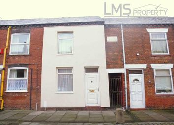 Thumbnail 2 bed terraced house to rent in Princess Street, Winsford