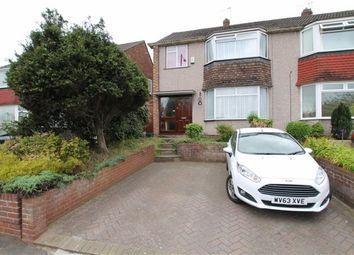 Thumbnail 3 bed semi-detached house for sale in Kingsweston Avenue, Shirehampton, Bristol