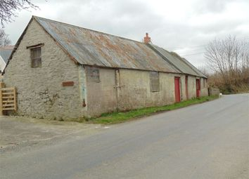 Thumbnail Barn conversion for sale in Targate Barn, Targate Farm, Freystrop, Nr Haverfordwest, Pembrokeshire