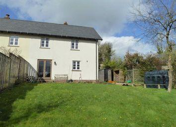 Thumbnail 2 bedroom semi-detached house for sale in Germansweek, Beaworthy
