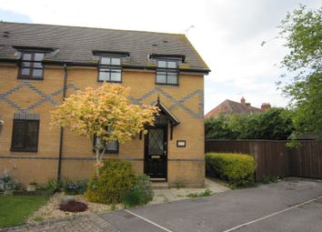 Thumbnail 2 bed semi-detached house to rent in Simmance Way, Amesbury, Wiltshire