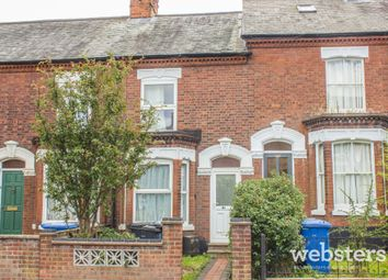 Thumbnail 3 bed terraced house for sale in Unthank Road, Norwich