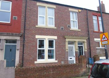 Thumbnail 2 bed flat for sale in Spence Terrace, North Shields