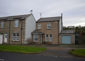 Thumbnail 3 bed semi-detached house for sale in Castle Street, Norham, Berwick-Upon-Tweed, Northumberland
