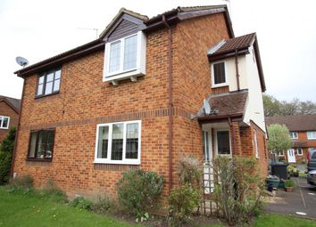 Thumbnail 1 bedroom terraced house to rent in Nether Vell Mead, Fleet, Hampshire