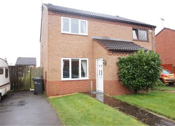 Thumbnail 2 bed semi-detached house to rent in Armstead Road, Wolverhampton