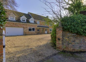 Thumbnail 6 bed detached house for sale in Worlington, Bury St. Edmunds, Suffolk