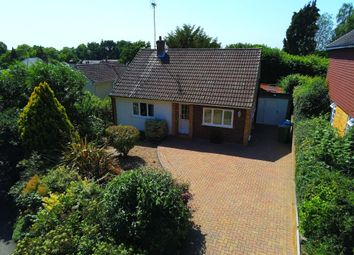 Thumbnail 3 bed detached bungalow for sale in Furzehill Crescent, Crowthorne