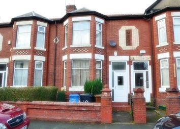 Thumbnail 4 bed property to rent in Langdale Road, Victoria Park, Manchester
