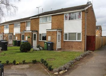 Thumbnail 2 bed end terrace house for sale in Condor Close, Broughton Astley, Leicester