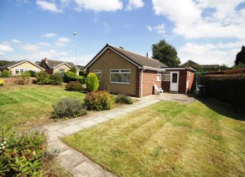 Thumbnail 3 bed detached bungalow for sale in Sandgate Drive, Kippax, Leeds