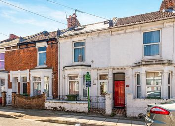 Thumbnail 5 bed terraced house for sale in Grayshott Road, Southsea