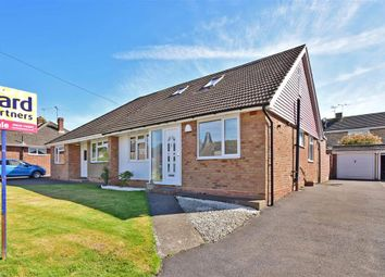 Thumbnail 4 bed bungalow for sale in Romsey Close, Strood, Rochester, Kent