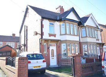 Thumbnail 3 bed semi-detached house for sale in Primrose Avenue, Blackpool