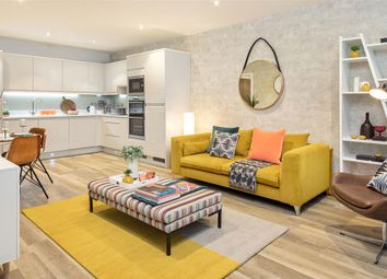 "Thumbnail 3 bedroom flat for sale in ""Linton House - Plot 12"" at Creek Lane, London"