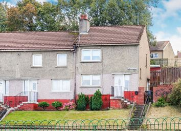 Thumbnail 2 bed end terrace house for sale in Amochrie Road, Paisley