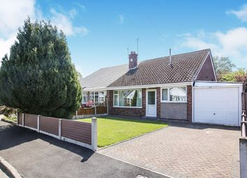 Thumbnail 2 bed bungalow for sale in Blair Close, Hazel Grove, Stockport, Cheshire