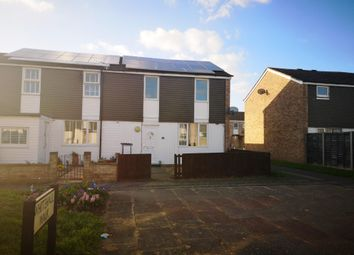 Thumbnail 3 bedroom property to rent in Whitehall Walk, Eynesbury, St. Neots