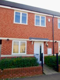 Thumbnail 2 bed terraced house for sale in Duston, Northampton