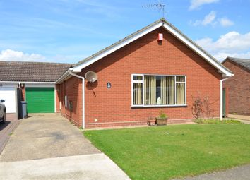 Thumbnail 3 bed detached bungalow for sale in Upperfield Drive, Felixstowe