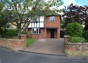 Thumbnail 3 bedroom detached house for sale in Leopold Avenue, Farnborough