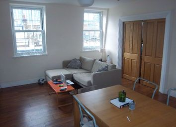 Thumbnail 4 bed flat to rent in Commercial Street, London