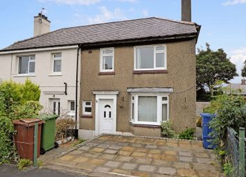 Thumbnail 3 bed semi-detached house for sale in Lon Ogwen, Bangor