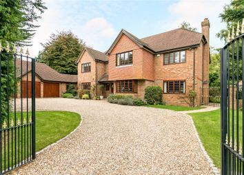Thumbnail 5 bed detached house for sale in Sycamore Close, Amersham, Buckinghamshire