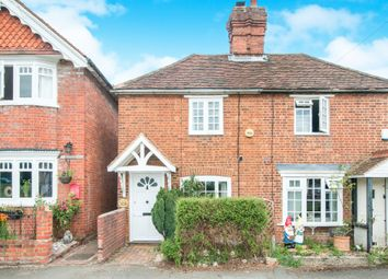 Thumbnail 2 bedroom semi-detached house for sale in Jubilee Road, Littlewick Green, Maidenhead