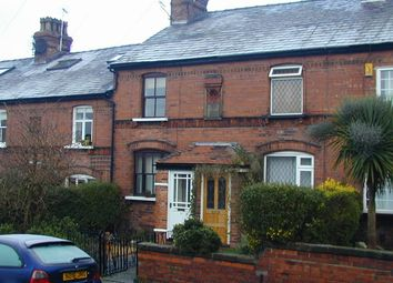 Thumbnail 2 bed terraced house for sale in 7 Middle Walk, Knutsford