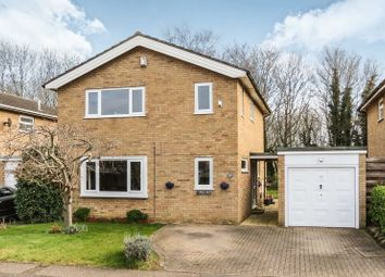 Thumbnail 4 bed detached house for sale in Gullymore, Bretton, Peterborough