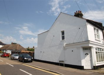 Thumbnail 2 bed end terrace house for sale in Frindsbury Road, Frindsbury, Kent