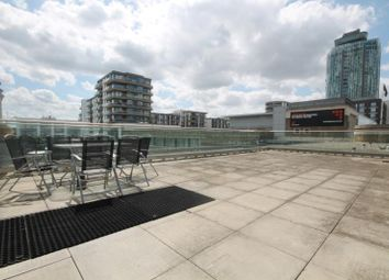 Thumbnail 2 bed flat to rent in Wallis House, Great West Quarter, Brentford, Middlesex
