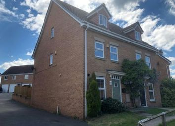 Thumbnail 3 bed semi-detached house for sale in Tuffleys Way, Thorpe Astley, Leicester
