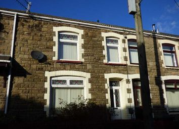 Thumbnail 3 bed terraced house to rent in 74 Victoria Street, Maesteg, Bridgend.