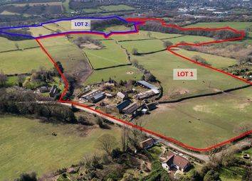 Thumbnail Land for sale in Lot 2: The Farm, Back Road, Apperknowle, Dronfield