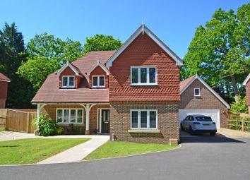 Thumbnail 5 bed detached house for sale in Thakeham Road, Storrington, Pulborough