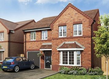"Thumbnail 4 bed detached house for sale in ""Haddenham"" at Dark Lane, Broseley"