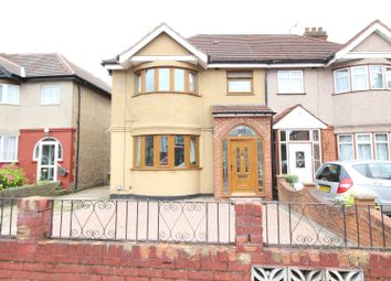 Thumbnail 3 bedroom semi-detached house for sale in New Road, Chingford
