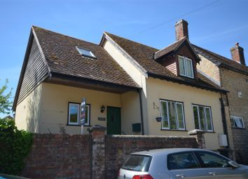 Thumbnail 2 bed semi-detached house for sale in Burton Street, Marnhull, Sturminster Newton