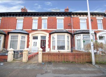 Thumbnail 5 bed terraced house for sale in St Heliers Road, Blackpool, Lancashire