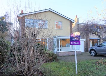 Thumbnail 4 bedroom detached house for sale in Whinfell Drive, Lancaster