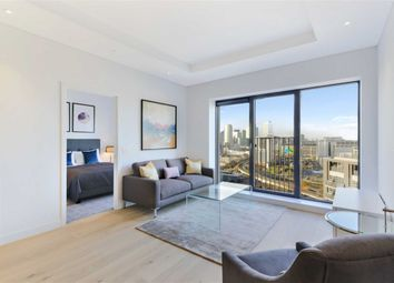 Thumbnail 1 bed flat for sale in Botanic Square, London