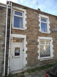 Thumbnail 2 bed terraced house for sale in Mackworth Street, Bridgend