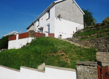 Thumbnail 3 bed property to rent in Heol Llwynffynon, Llangeinor, Bridgend