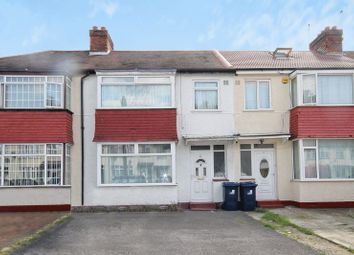 Thumbnail 3 bed terraced house for sale in Rutland Road, Southall