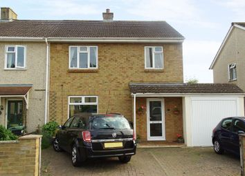 Thumbnail 3 bed terraced house for sale in Rambridge Crescent, Salisbury
